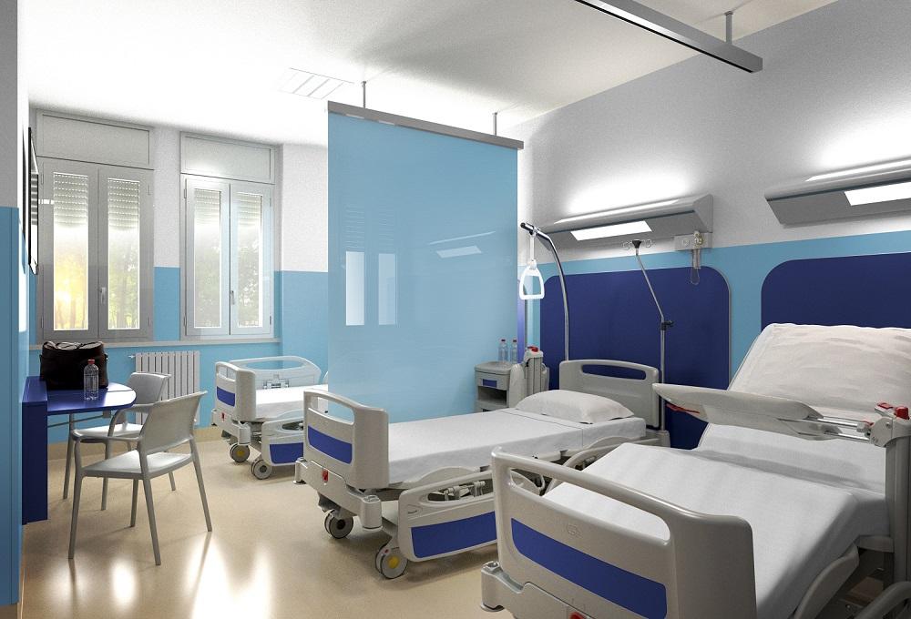 Медицинская мебель для больниц