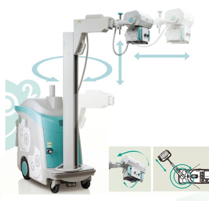 Палатные рентгеновские аппараты