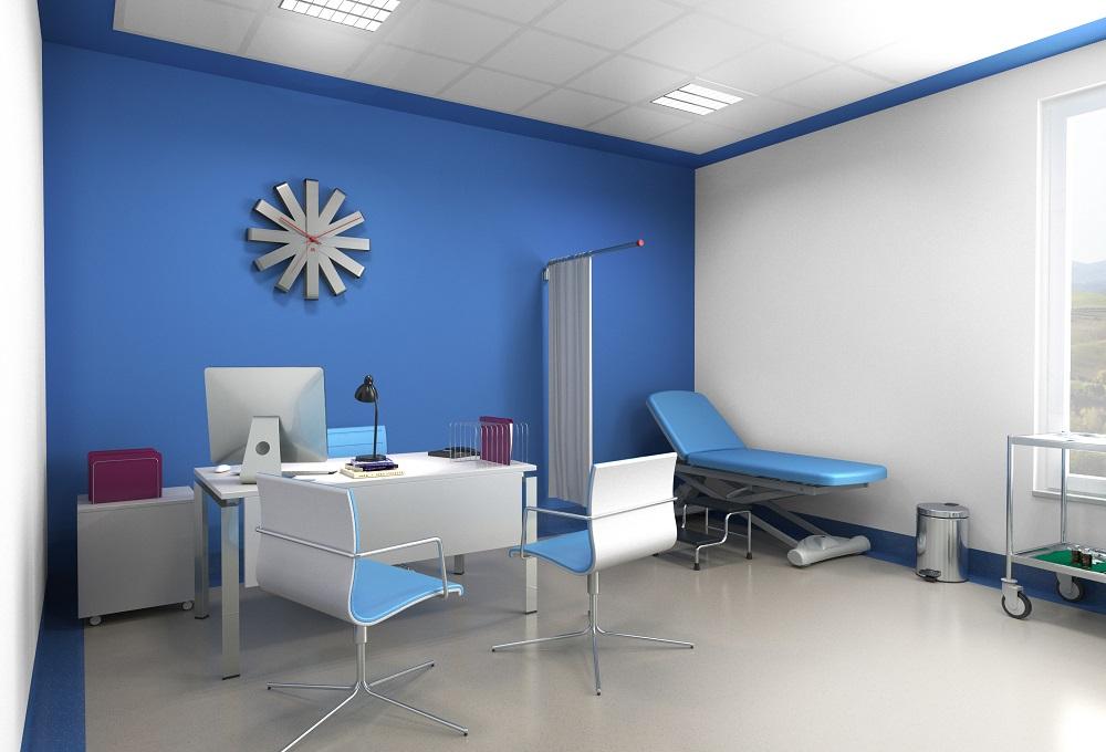 Процедурные медицинские кушетки - столы