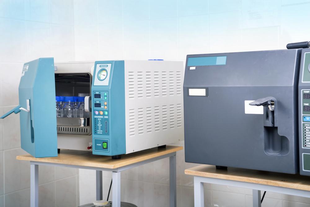 Применение стерилизации в бактериологической лаборатории