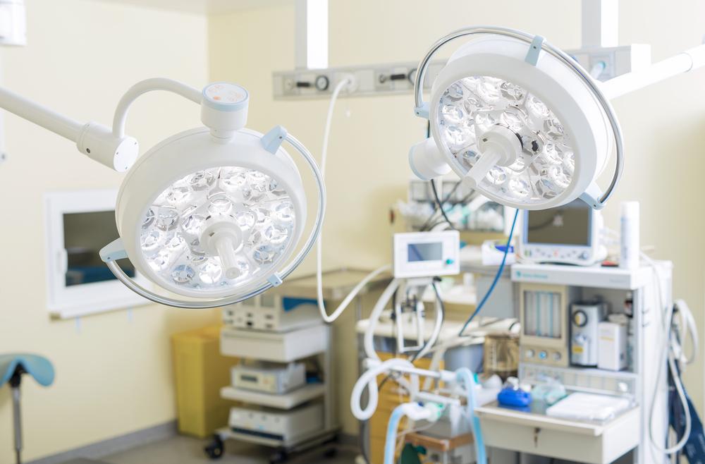Операционные медицинские светильники