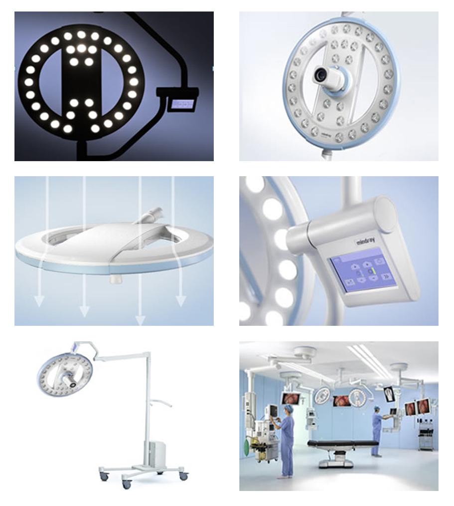 Светодиодный хирургический светильник - HyLED 7 серии