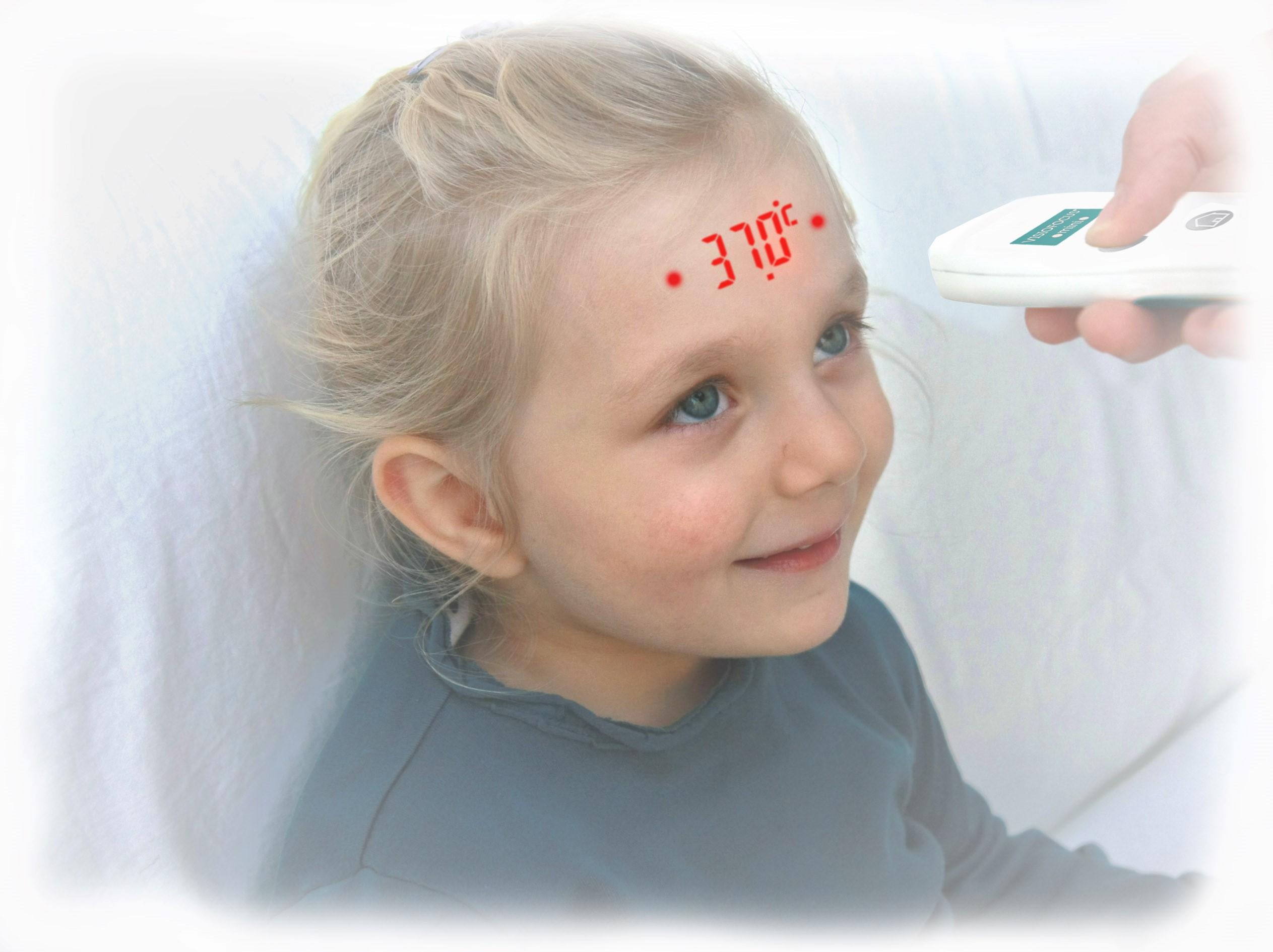Бесконтактные термометры медицинские