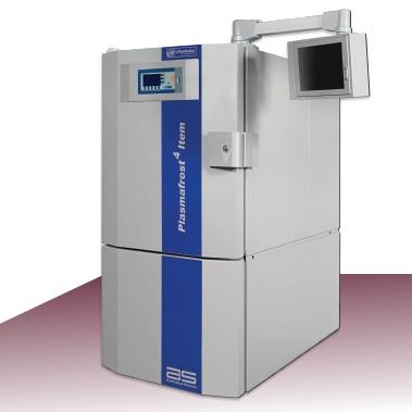 Камеры медицинские для быстрого замораживания плазмы серия PlasmaFrost ITeM