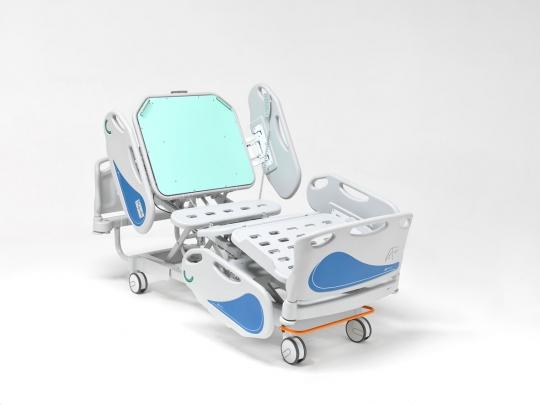 Кровать больничная многофункциональная для реанимации - 4-х секционная 11-CP207 - 11-LE1981