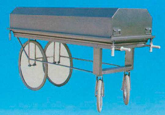Каталка - тележка для трупа CTС 1-10522