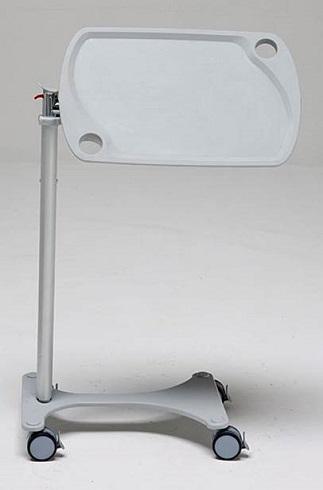 Медицинский прикроватный столик «ГУСЬ» для чтения 12-CD310 Вариант 2