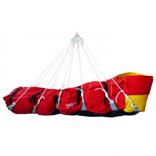 Подвесные капсулы к вертолету для оснащения служб спасения