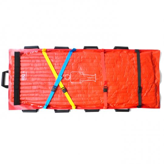 Вакуумные фиксирующие матрасы для машин скорой помощи