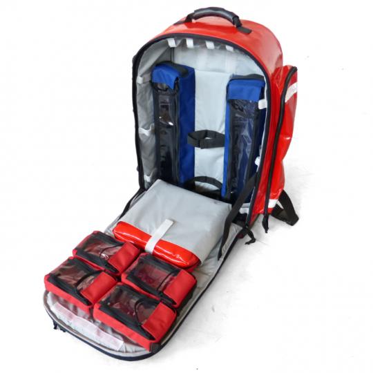 Рюкзаки - сумки - чемоданы для оснащения машин скорой помощи