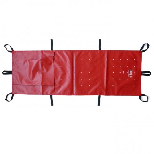 Мягкие листовые носилки для оснащения машин скорой помощи