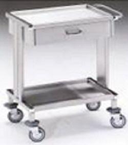Стол-тележка медицинская для инструментов 16-FP477
