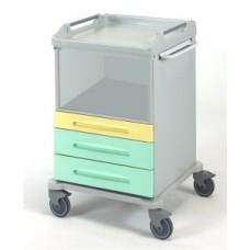 Медицинская тележка для медицинских процедур 16-FT600