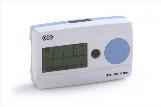 Холтеровский монитор ЭКГ BTL-08 CardioPoint-Holter H600