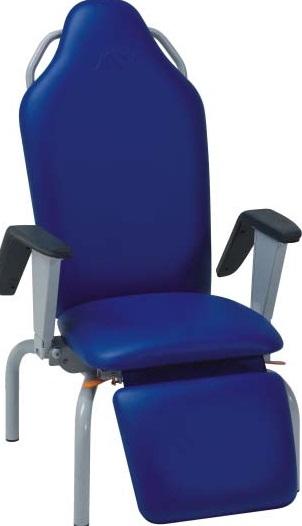 Кресло медецинское палатное для отдыха с синхронизированным наклоном 17-PO105