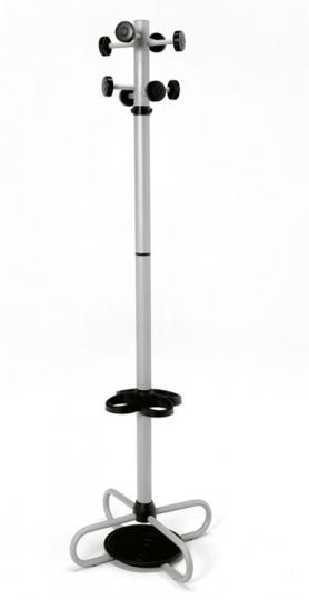 Вешалка для медицинского кабинета с держателем для зонтов