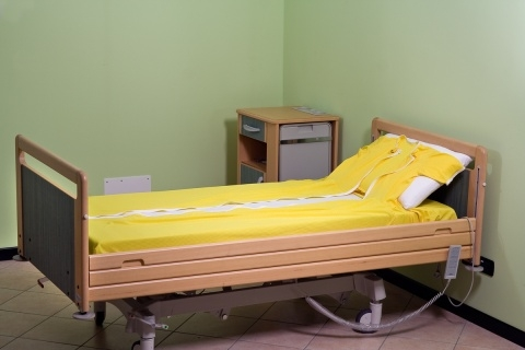 Простыня предохраняющая от падения с кровати