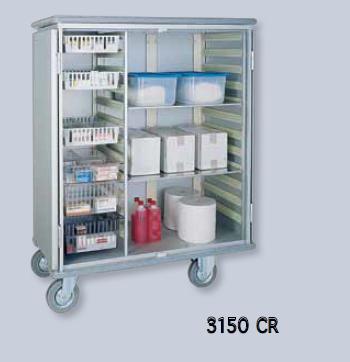 Тележка - шкаф для медикаментов