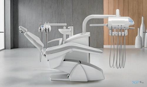 Стоматологическая установка с креслом пациента XP4 Swident