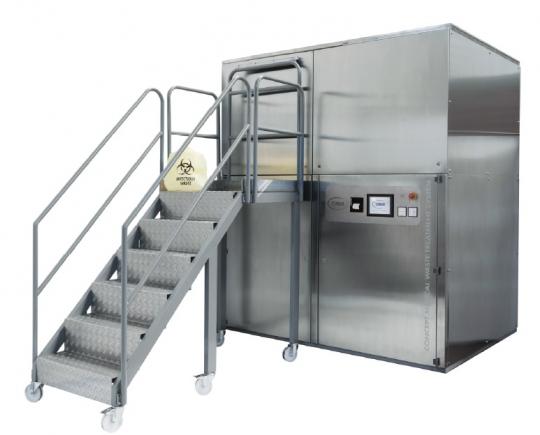 Установка для утилизации медицинских отходов Concept 150 Cisa