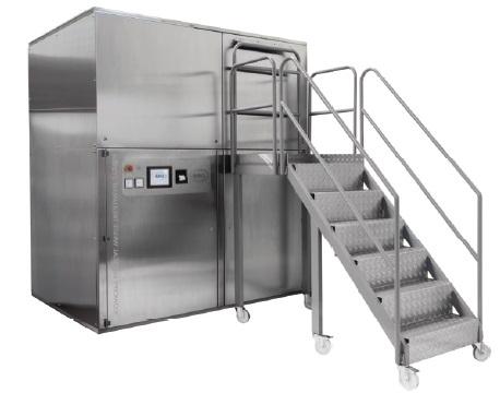 Установка для утилизации медицинских отходов Concept 150 AUT Cisa