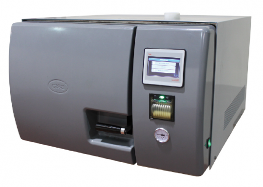 Автоклав медицинский настольный для инструментов - Globo 290 - 280 Cisa на 75 литров