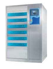 Шкаф для хранения и сушки эндоскопов - система ESS Cisa (Химический стерилизатор)