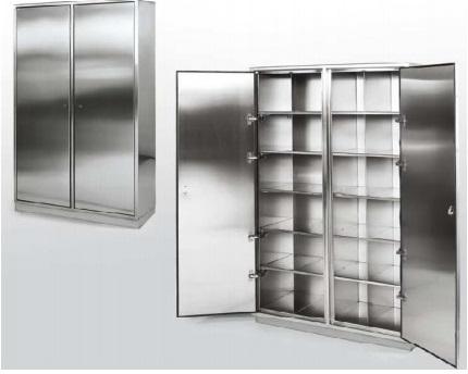 Шкафы для отделений стерилизации