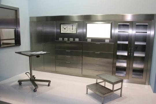 Медицинские шкафы для операционных и хирургических отделений