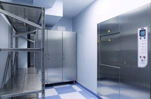 Шкафы для отделений стерилизации под заказ