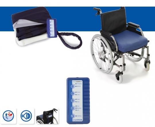 Амортизирующая подушка для сиденья инвалидного кресла-коляски