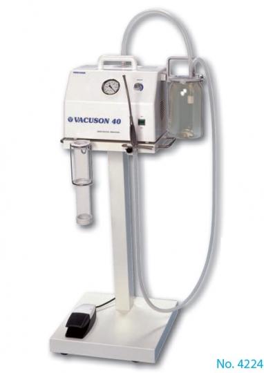 Медицинский отсасыватель для кюретажа (со стойкой) - Vaсuson 40 CU