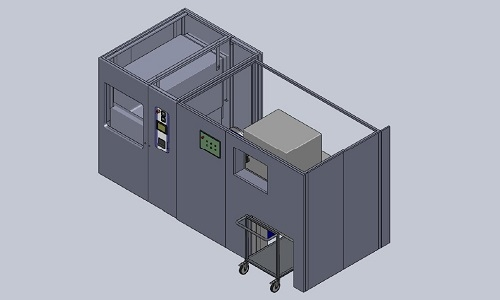 Система утилизации медицинских отходов MWT 6464S Cisa
