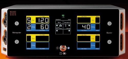 Электрохирургический аппарат с продвинутым функционалом - электрокоагулятор Bowa ARC 350