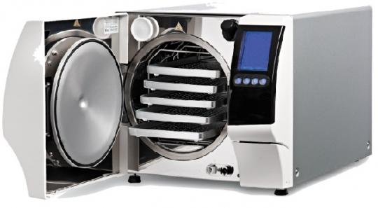 Автоклав для медицинских инструментов - Globo Series sss p-200 Cisa объем 77 литров