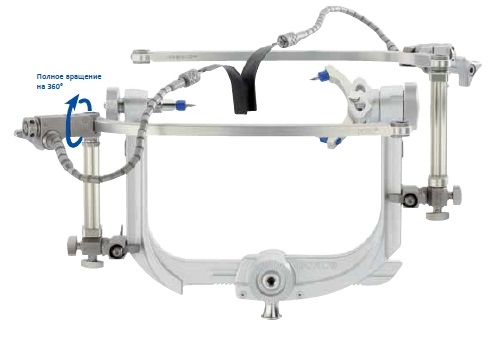 Ретракционная система c креплением Quick-Clamp - DORO J-Arm