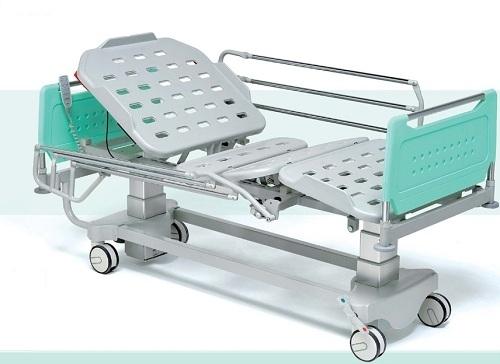 Кровать медицинская электрическая для интенсивной терапии и реанимации модель 11-СР207