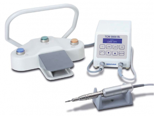 Морцеллятор - микромотор хирургический TCM 3000 BL