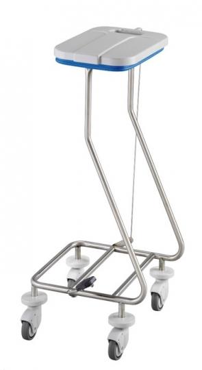 Контейнер - тележка для транспортировки медицинских отходов 16-FP501