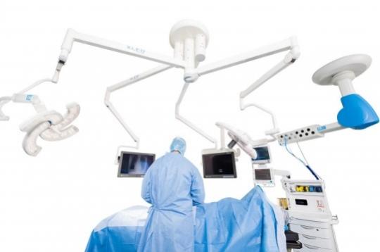 Медицинская консольная многофункциональная система Steris Harmony LED