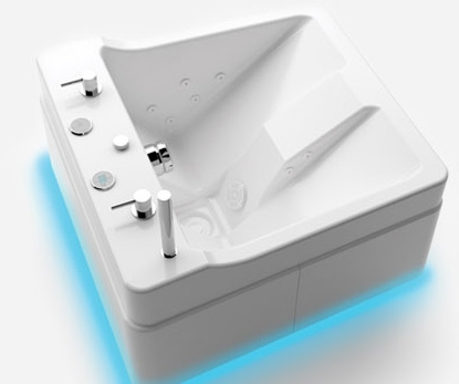 Медицинские ванна для нижних конечностей с гидромассажем и установками времени терапии BTL Серии - 3000 BETA