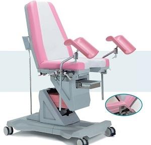 Кресло гинекологическое (урологическое) 19-SM612 с электрическими регулировками