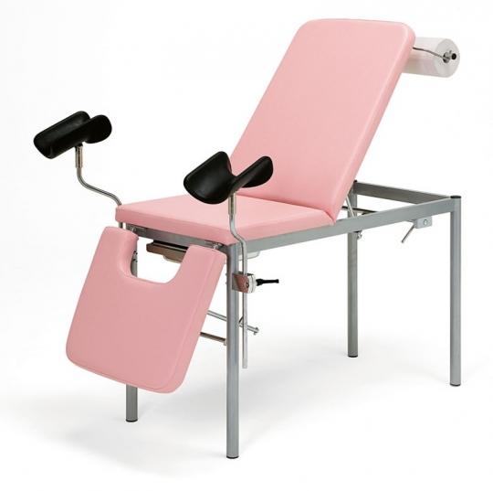Гинекологическая смотровая кушетка-стол 19-LV120