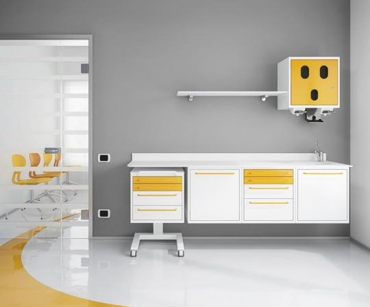 Комплект мебели для стоматологии