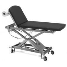 Кушетка медицинская смотровая (Электрика) - складные колеса - Вариант 2
