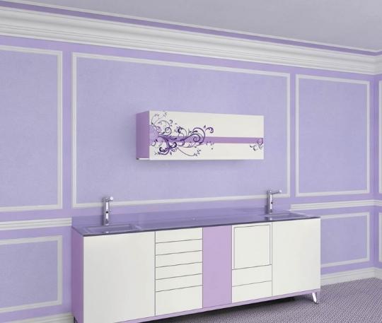 Модульная стоматологическая мебель для медицинского кабинета
