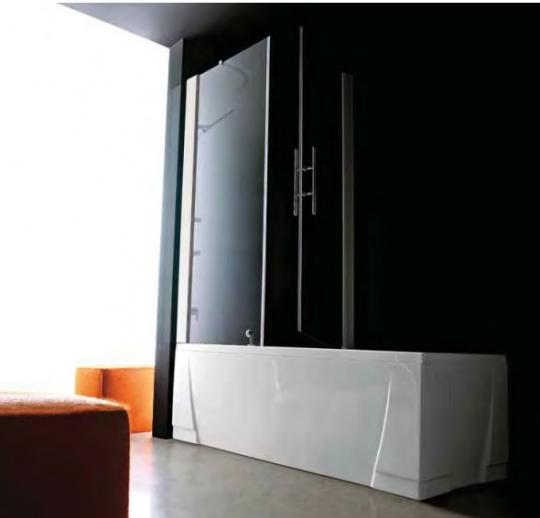 Комбинированный многофункциональный комплект ванна-кабина Treesse Cristina Box Easy