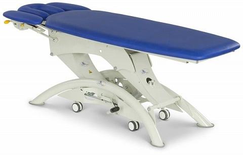 Медицинский массажный стол (4 секции, электропривод) Lojer 105Е