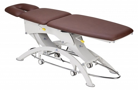 Медицинский массажный стол (3 секции, гидропривод) Lojer 110E