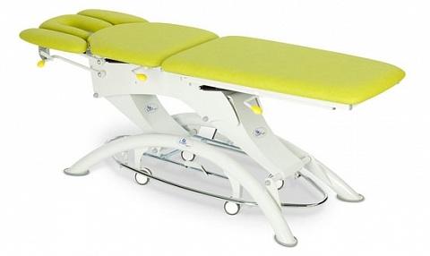 Медицинский массажный стол (5 секций, электропривод) Lojer 115E